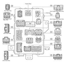 2001 toyota tacoma wiring diagram 2001 wiring diagrams collection
