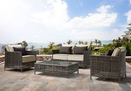 Outdoor Innovations Patio Furniture High Point Market Debuts Casual Living