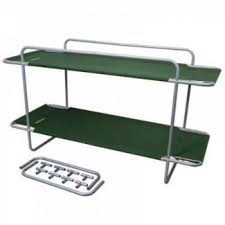 Oztrail Bunk Beds Camping  Hiking Gumtree Australia Redcliffe - Oztrail bunk beds