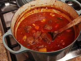 the food lab the best goulash hungarian beef and paprika stew