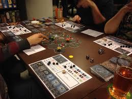 centauri saga hits the tables