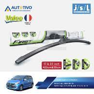 Wiper Mobil Valeo Ukuran 22 Inci 550 Mm jual wiper mobil valeo murah dan terlengkap