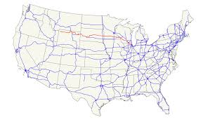 Sheridan Wyoming Map U S Route 14 Wikipedia