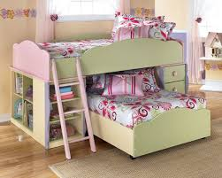 Doll House Bunk Bed Doll House Youth Doll House Loft Bed W Bottom Bed The Home