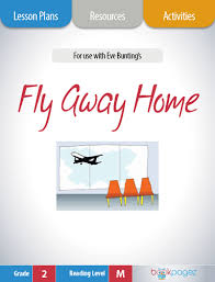 fly away home lesson plan fly away home bookpagez