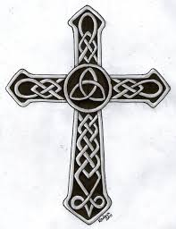 medieval gothic cross tattoo design photo 3 2017 real photo