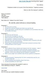 cover letter lay out latex templates cover letters general cover