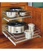 Cabinet Pull Out Shelves by Pull Out Cabinet Shelves And Organizers Organize It