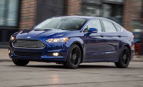 mitsubishi fuzion 2016 ford fusion quick take u2013 review u2013 car and driver