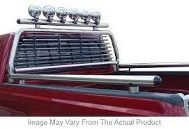 Truck Bed Light Bar Headache Racks 02 08 Dodge Ram Roll Bars 02 08 Dodge Ram