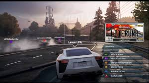 lexus cars nfsmw need for speed most wanted a criterion game review gamespot