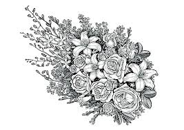 coloring pages with roses roses and hearts coloring pages coloring page rose free adult roses