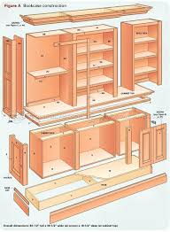 Build Wood Bookcase Plans by Grand Bookcase Plans U2022 Woodarchivist