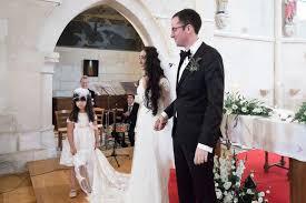 mariage mixte mariage mixte afghan irlandais sur le thème lavande dans la vallée