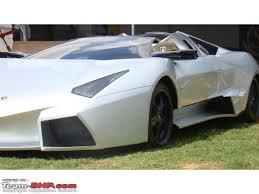 lamborghini aventador replica kit car replicas an alternative to supercars team bhp