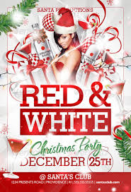 christmas party flyer template top 20 christmas flyer templates