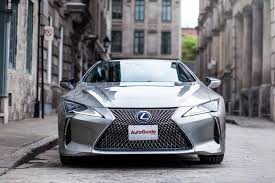 lexus is electric car 2018 lexus lc 500h review autoguide com news