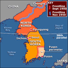 pusan on map more than 90 of korea land area is now communist