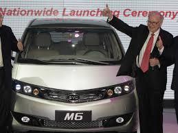 Tesla Minivan China U0027s Byd Takes Aim At Tesla In Battery Business Insider