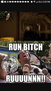 Run Bitch Run Meme - bendy and the ink machine memes run bitch run wattpad