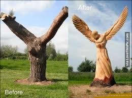 amazing wood sculpture pictures photos and images for