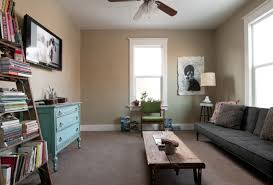 modern cream nuance of the electric style decorating that has