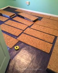 Laminate Floor Moisture Barrier Flooring Underlayment Concrete Cork Underlayment Waterproof