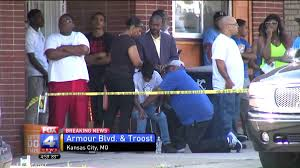 18 year old college student killed while in area of armour troost
