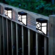 Luxury Outdoor Lights Timer Architecture by Solar Power Wall Mount Light Outdoor Garden Path Landscape Fence