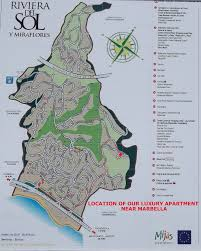 La Airport Map Map Malaga Airport To Apartment Luxury Three Bedroom Apartment