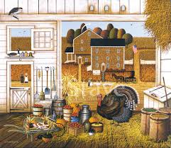 turkey in the straw a traditional puzzle stave puzzles