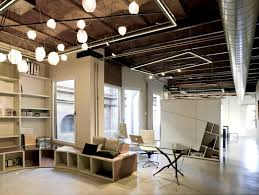 interior handsome images about exposed concrete ceilings