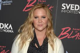 amy schumer is prepping for the golden globes in the best way