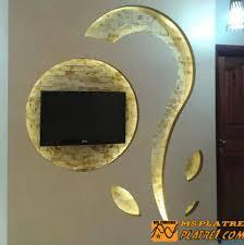 decoration en platre decoration placoplatre meuble tv d coration ba placo platre
