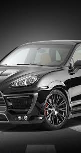 porsche lumma black lumma porsche cayenne car