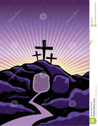 christian easter background illustration stock vector image