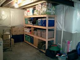 it u0027s all about my ryan home first project basement shelf completed