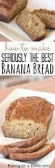 best 25 super moist banana bread ideas on pinterest banna bread