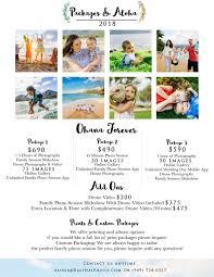 photography packages family photo packages kauai wedding photography kauai