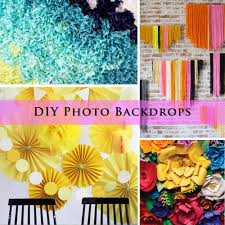 photo booth backdrop 20 diy photo backdrop ideas design and paper