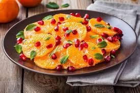 eau de fleur d oranger cuisine recette salade de clémentines et d oranges