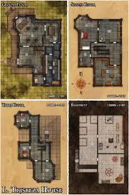Tomb Of Horrors Map 168 Best World Building Images On Pinterest Fantasy Map Dungeon