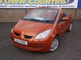 2008 mitsubishi colt czc2 convertible only 53k cabriolet
