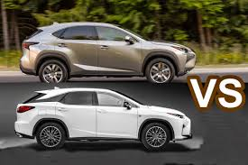 lexus rx 350 sport 2016 benim otomobilim 2016 lexus nx vs 2016 lexus rx 350 f sport