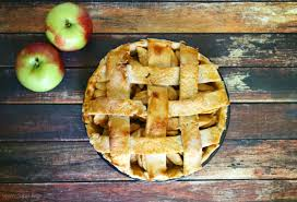 apple pie recipe simple and delicious sober julie