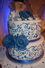 blue and white ringbox engagement cake cakecentral com