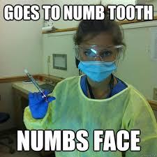 Dental Hygiene Memes - out to get you dental hygienist memes quickmeme