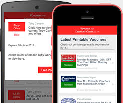printable vouchers uk download the voucher and discount codes app from 2018 by