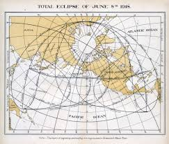 Can I See A Map Of The United States by Total Solar Eclipse On Aug 21 2017 When Where And How To See