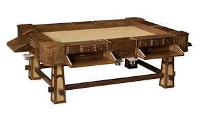 geek chic gaming table ultimate rpg gaming table personally i think one could make a desk